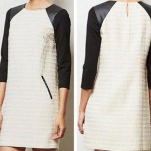 Anthropologie Moulinette Soeurs Off White Dress